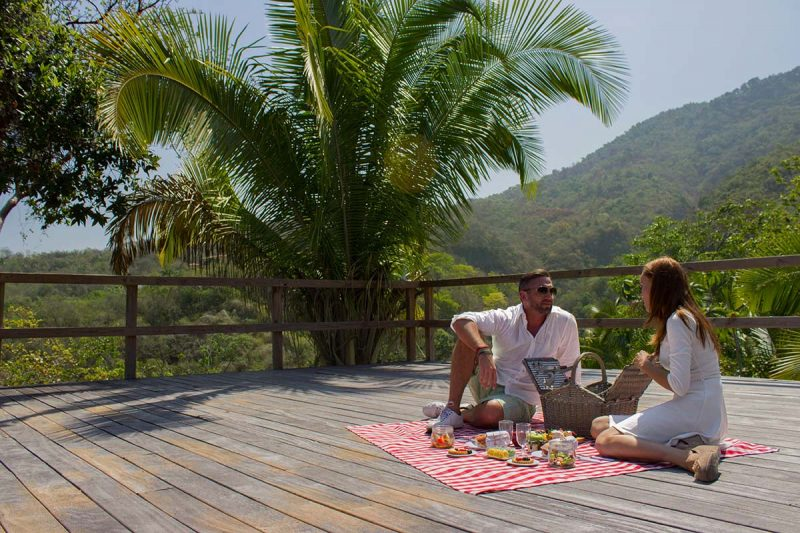 Picnics and Romance in Puerto Vallarta