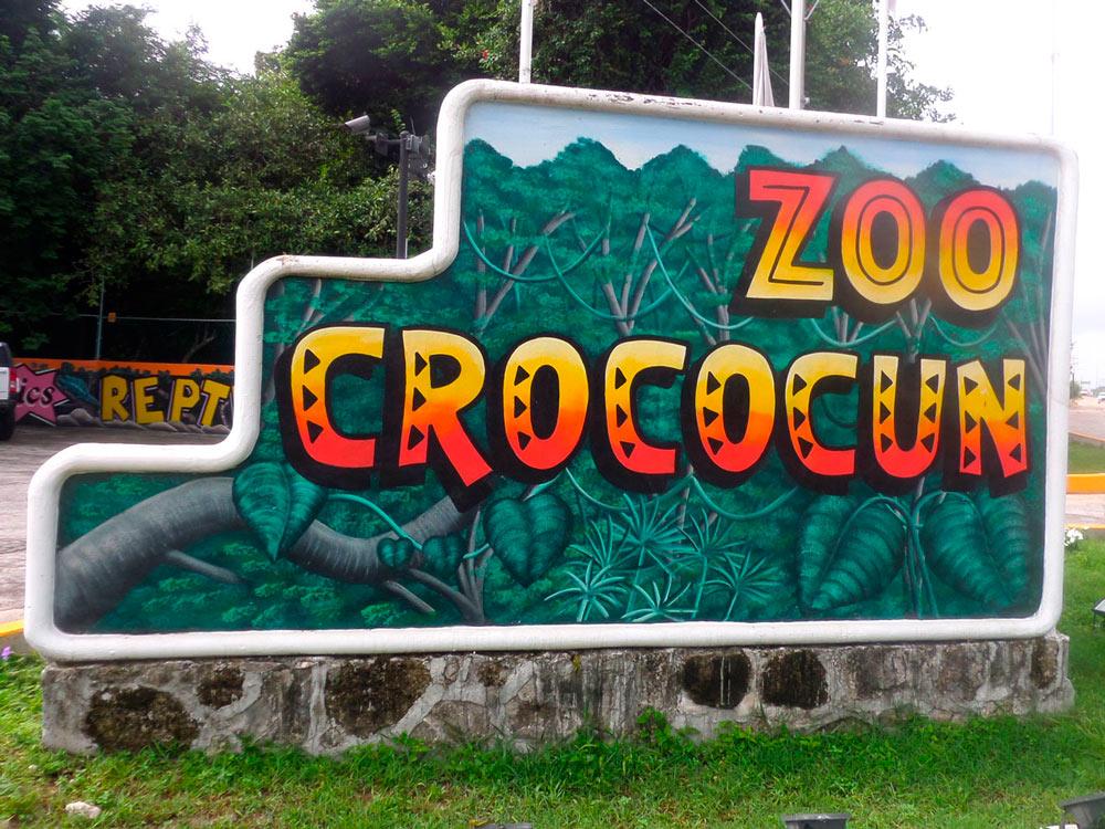 Things to do in Riviera Maya: Crococun Zoo