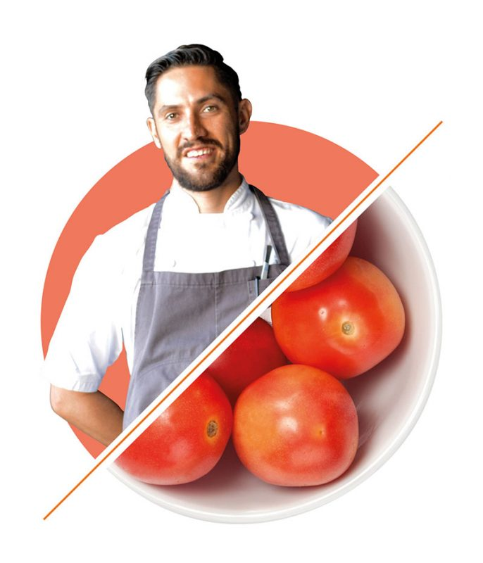 Chef Alexander Branch