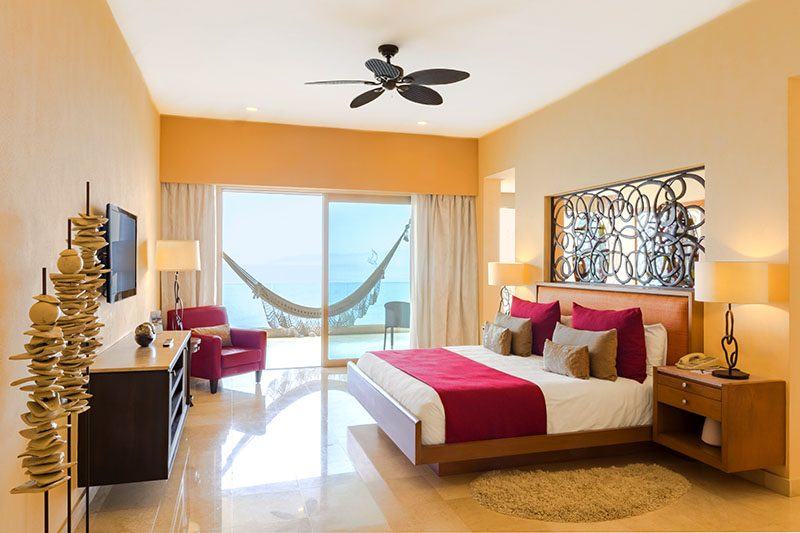 Best hotels in Banderas Bay offer a choice of luxury accommodations