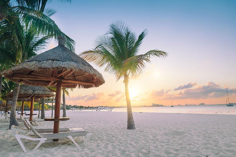 Cancun's Playa Mujeres Neighborhood