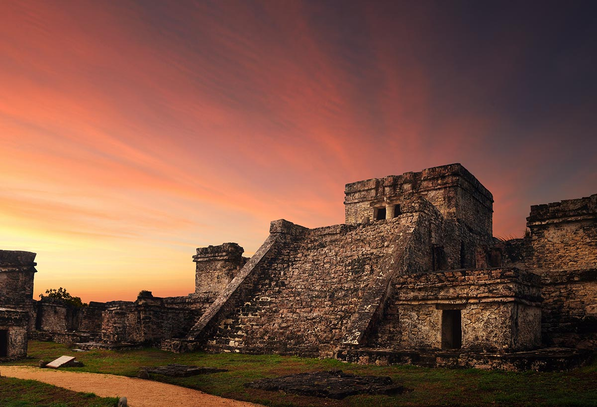 Celebrate the Mayan Winter Solstice in Riviera Maya