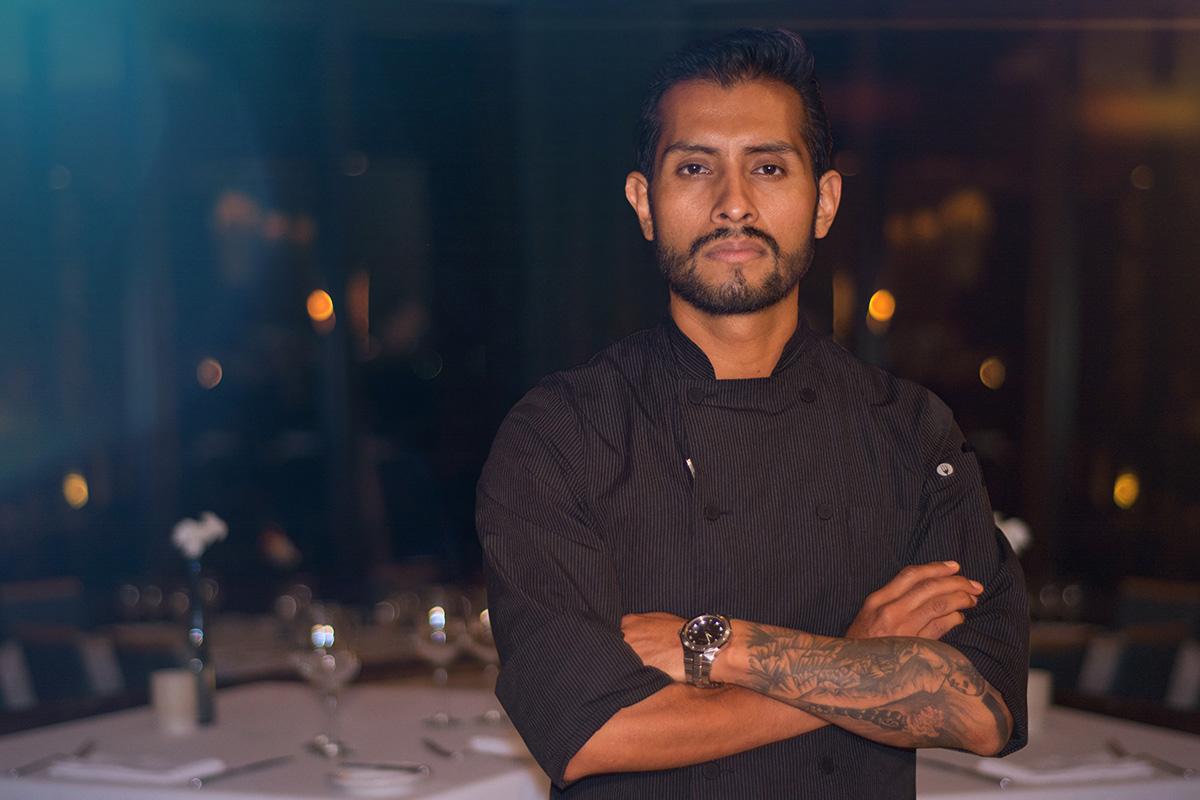 Chef Mario Castros