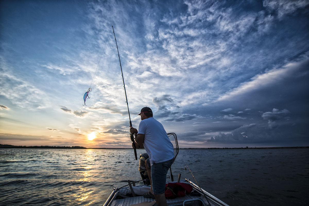 Fishing in the Riviera Maya