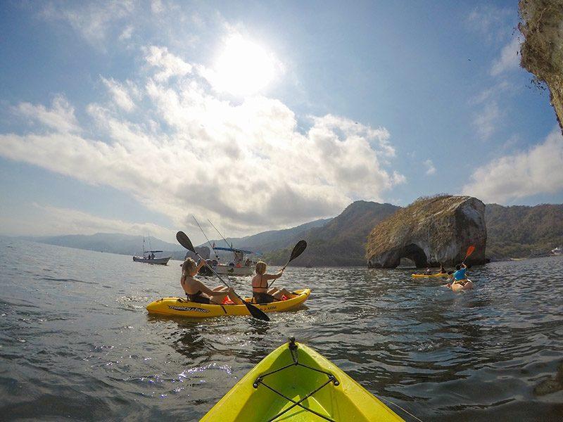 kayak in Puerto Vallarta, Activities Destination