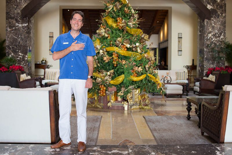 New Year's Message From Garza Blanca's General Manager