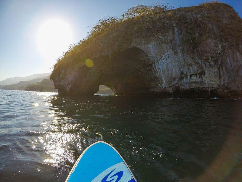 Paddleboard in Puerto Vallarta