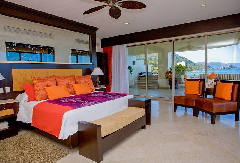 Penthouse Ocean Front at Garza Blanca Resort Puerto Vallarta