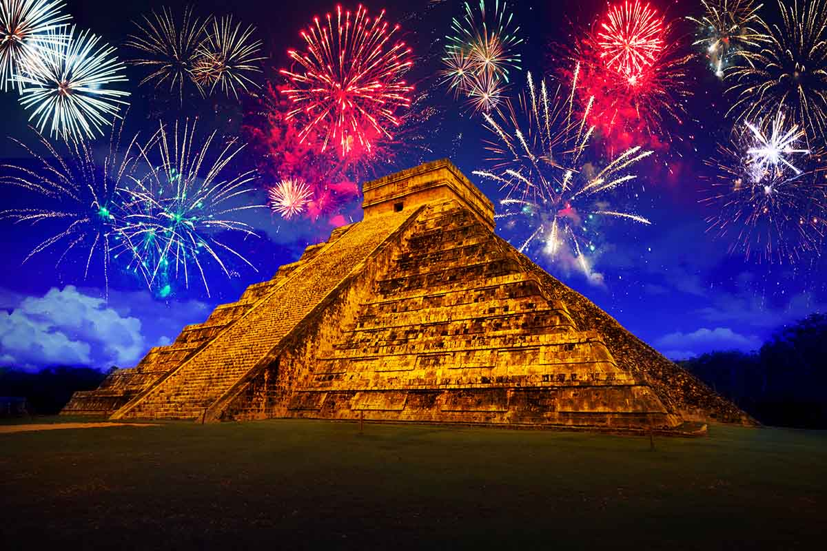 When is the Mayan New Year?