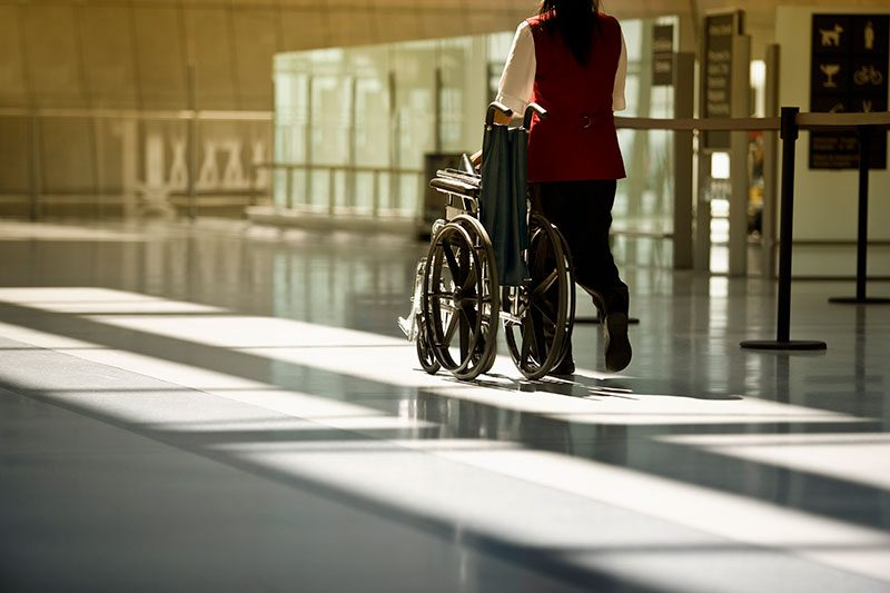 Special Services at airports