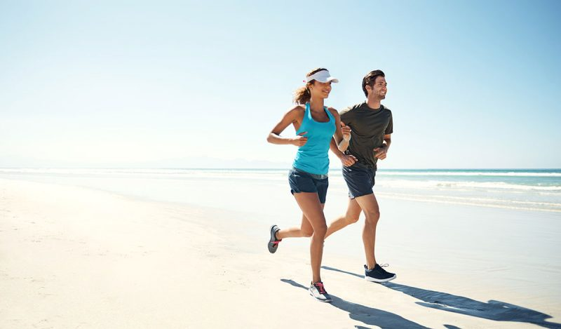 Vacation Fitness: Go for a Run on the Beach