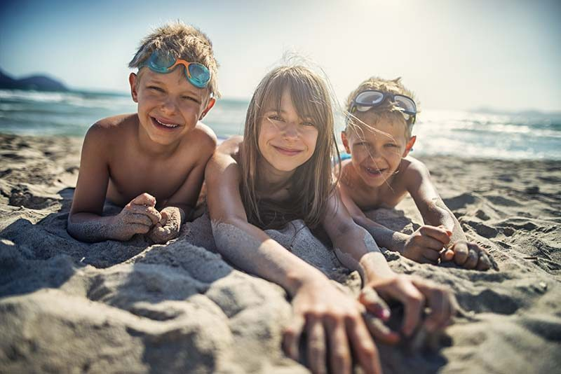 Travel goals for young children