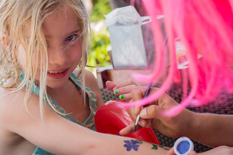Kids Activities at Garza Blanca