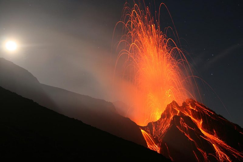 Kilauea-Volcano