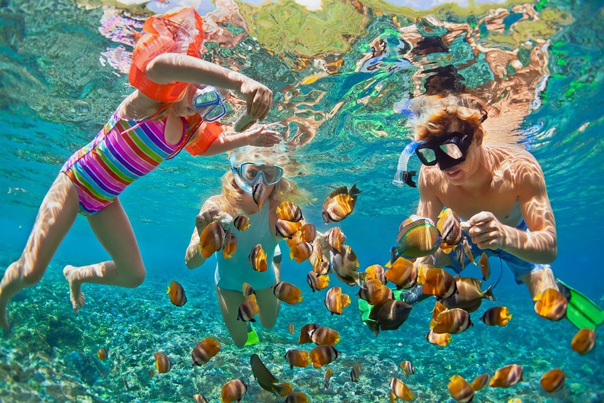 Water Fun in Riviera Maya