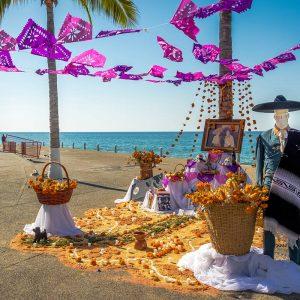 Día de Los Muertos Traditions - And Events at Garza Blanca
