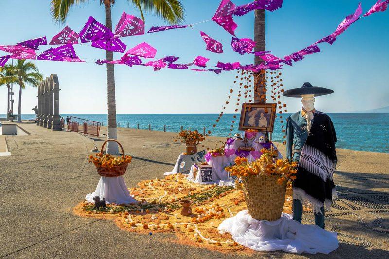 Día de Los Muertos Traditions - And Events at Garza Blanca