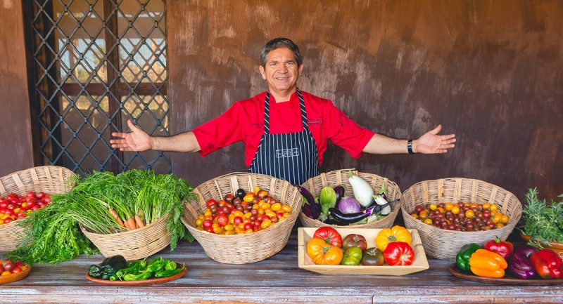 Organic Culinary Tourism in Los Cabos
