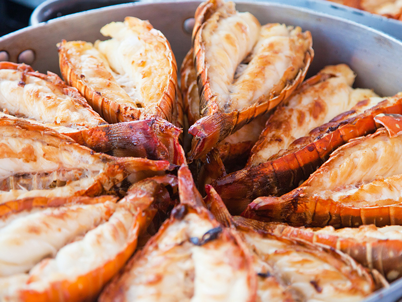 Other Seafood Delights