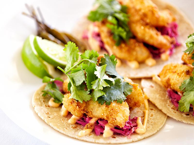 Tacos de Pescado (Fish Tacos)
