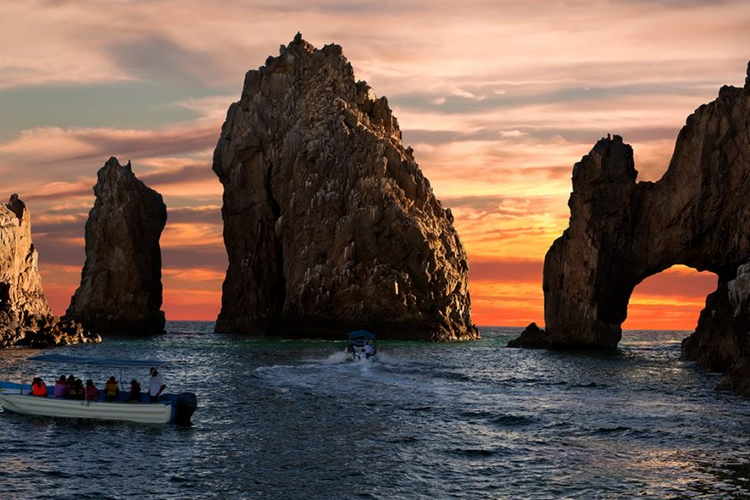 Boat Tours in Cabo