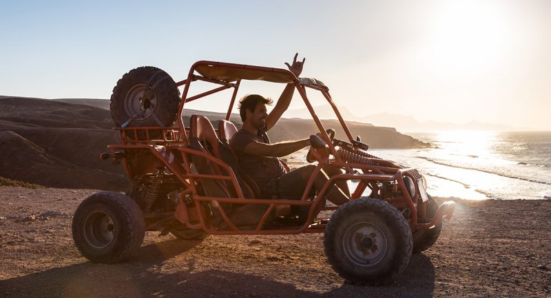 abo Desert Tours (ATVs, Horses and Camels)