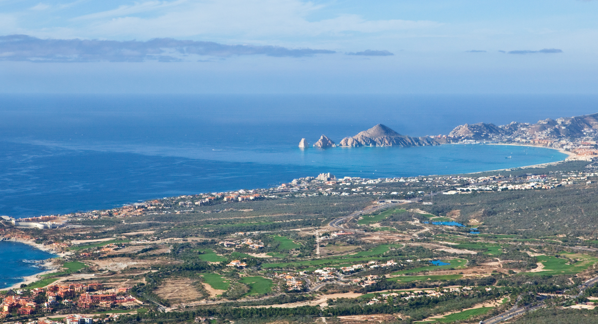 Los Cabos - Two in One