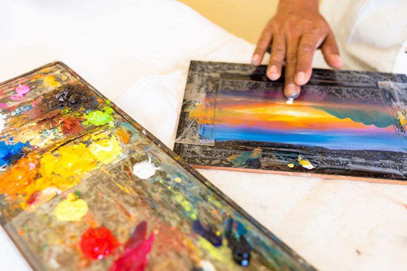 Art Week: Local Talent Present Works of Art