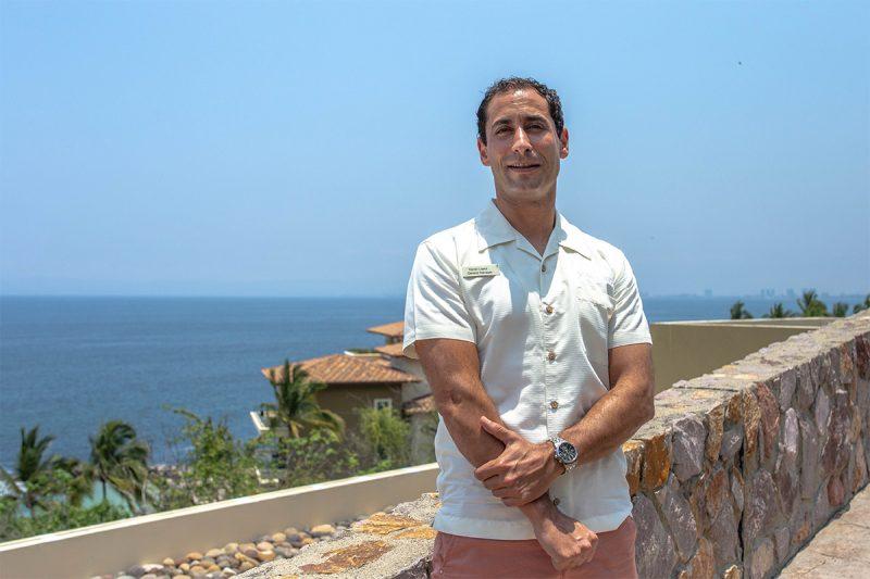 Garza Blanca Welcomes Daniel Lopez Tarragato as New General Manager