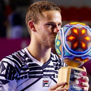 Diego Schwartzman Champion Los Cabos Open 2019