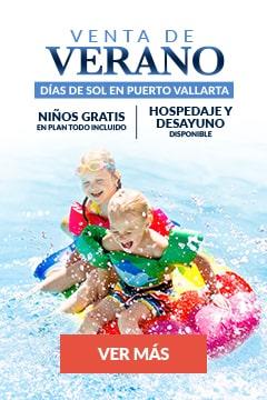 Vacaciones de verano en Puerto Vallarta