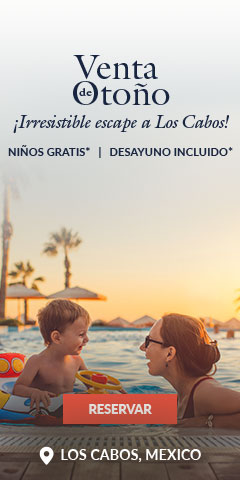 Venta de Otoño Hotel Garza Blanca Los Cabos