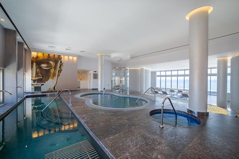 World-Class Spa Imagine at Garza Blanca Los Cabos Resort & Spa