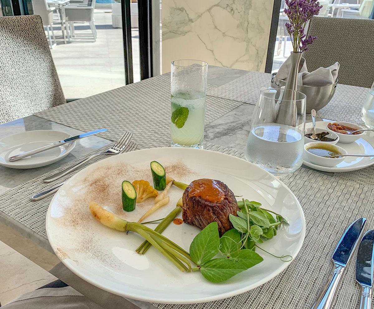 Blanca Blue Restaurant Fine Cuisine