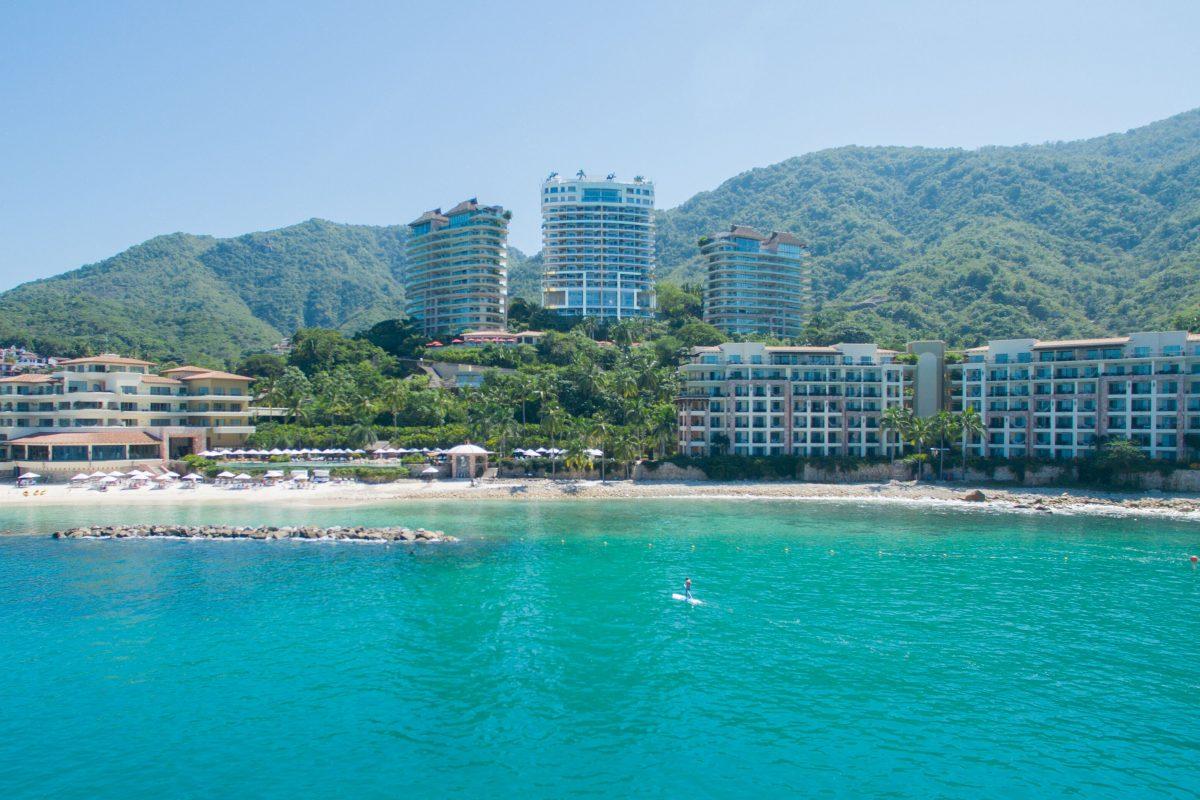 garza blanca and hotel mousai puerto vallarta