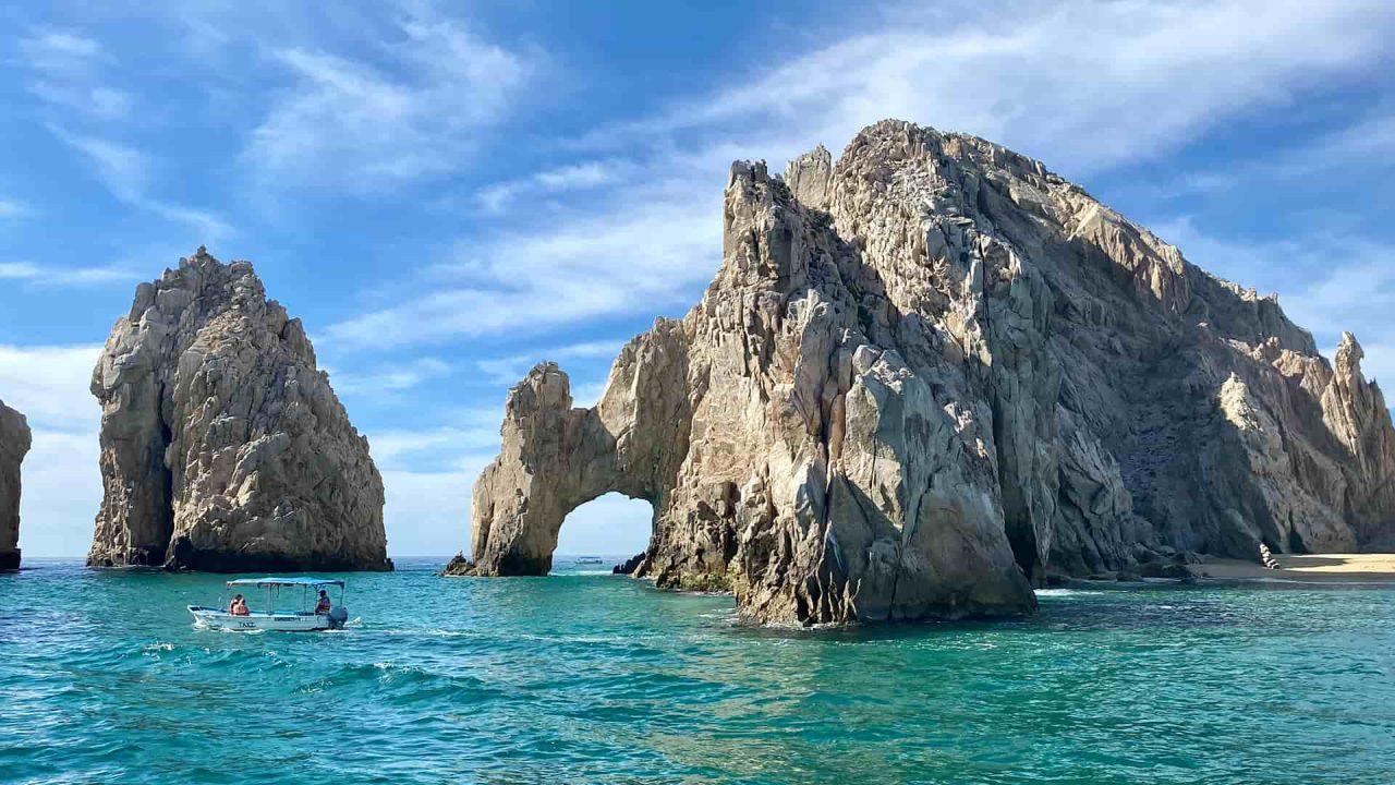 El Arco in Caco San Lucas Mexico