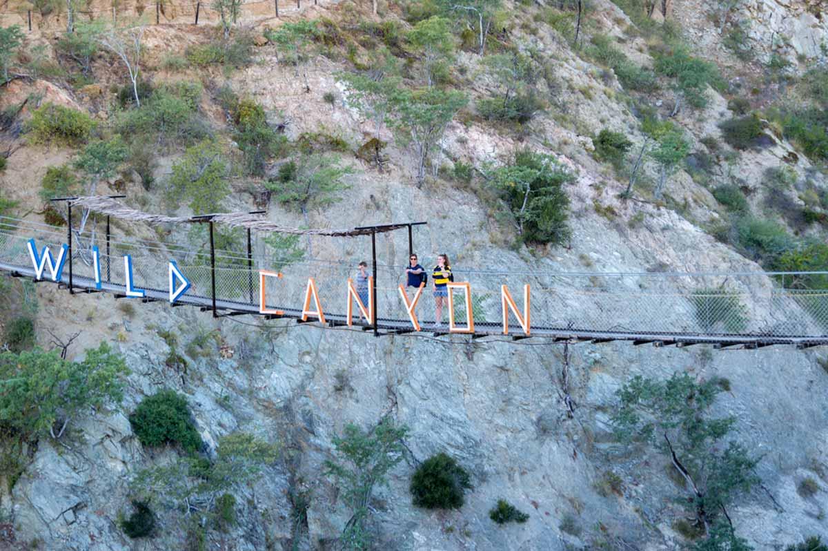 Wild Canyon Adventures in Los Cabos