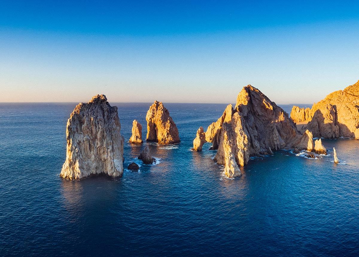 Los Arcos in Los Cabos Mexico