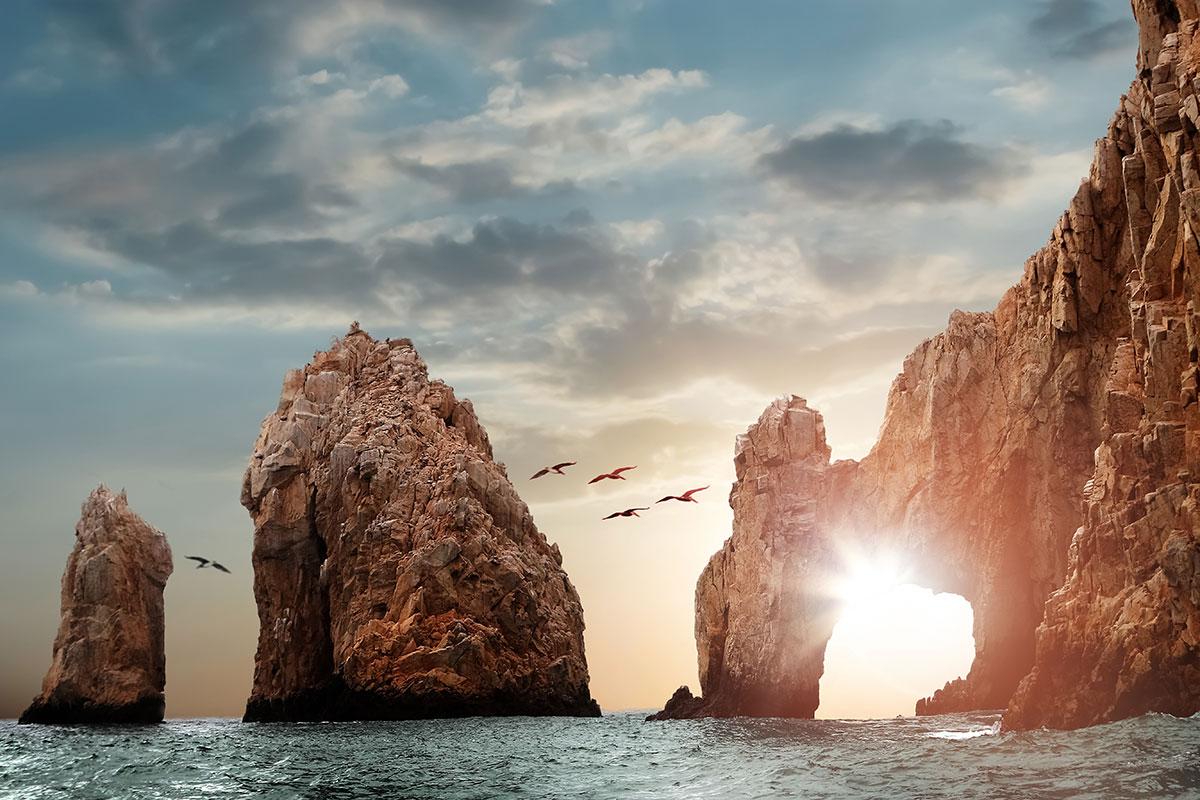 Los Arcos in Los Cabos Mexico 2020