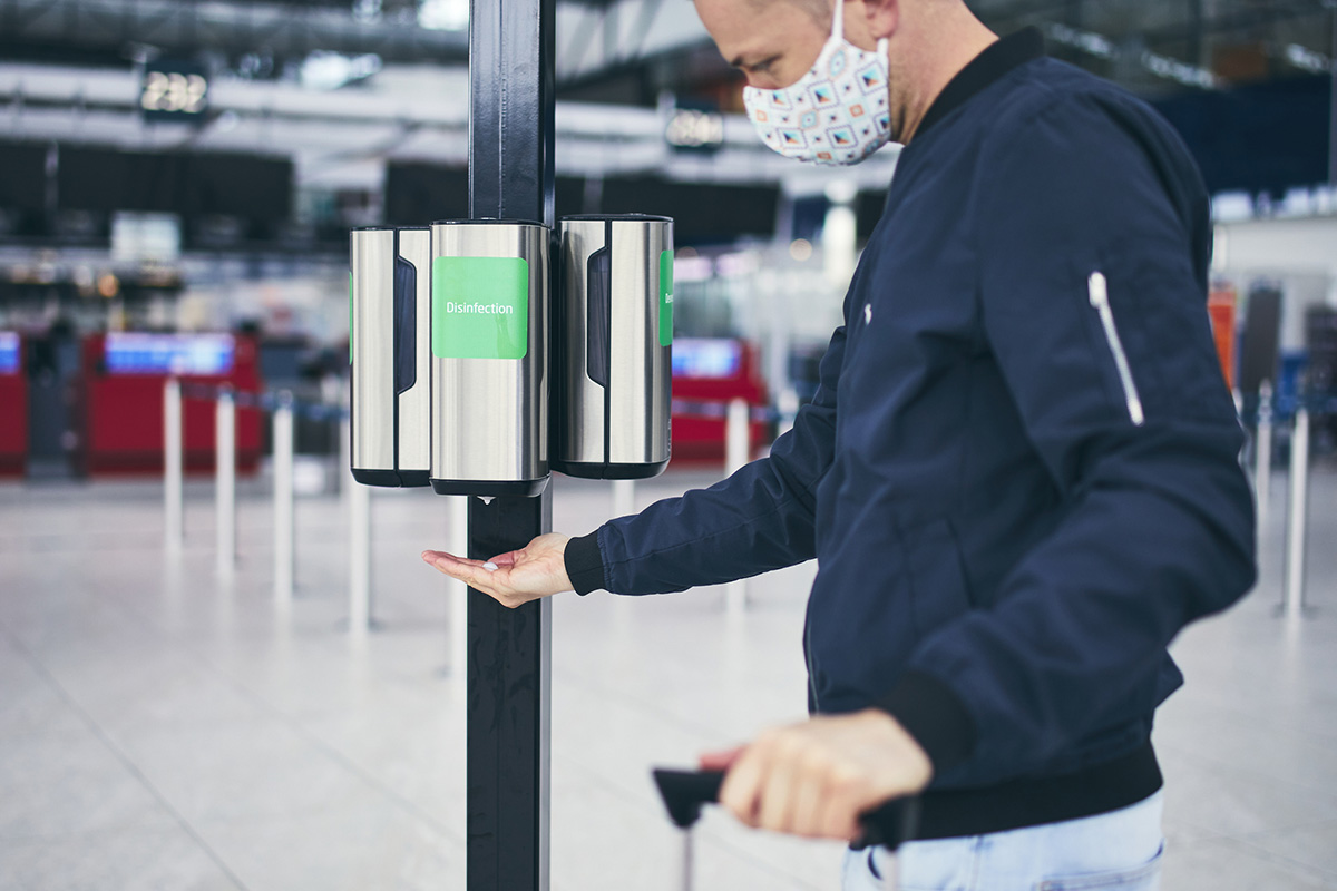 Recommendations at the airports