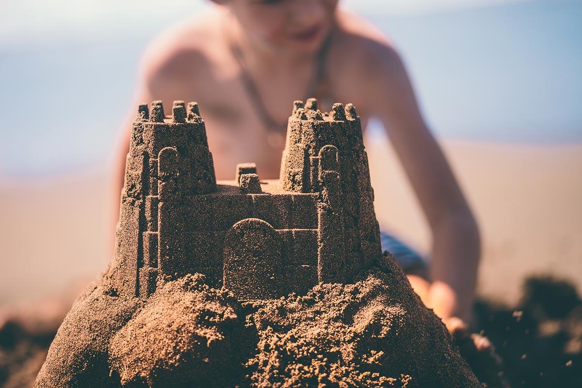 Castle Sand at Puerto Vallarta
