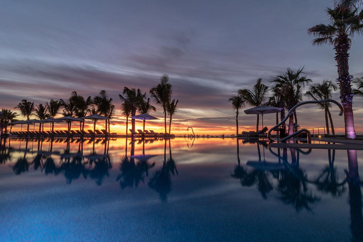 Garza Blanca Resort Los Cabos Infinity Pool