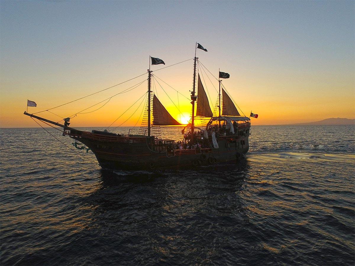 marigalante pirate ship