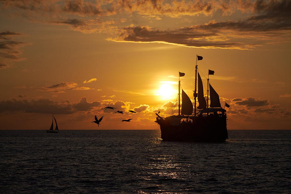 Marigalante Pirate Ship Puerto Vallarta