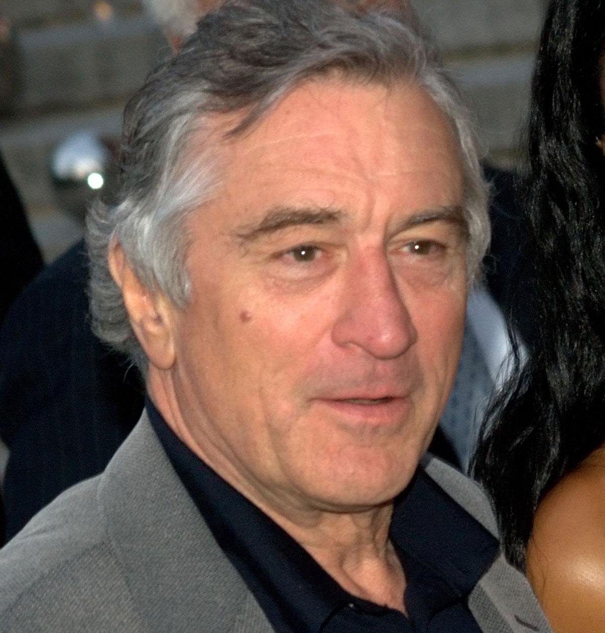 Robert De Niro visited in November Los Cabos Mexico