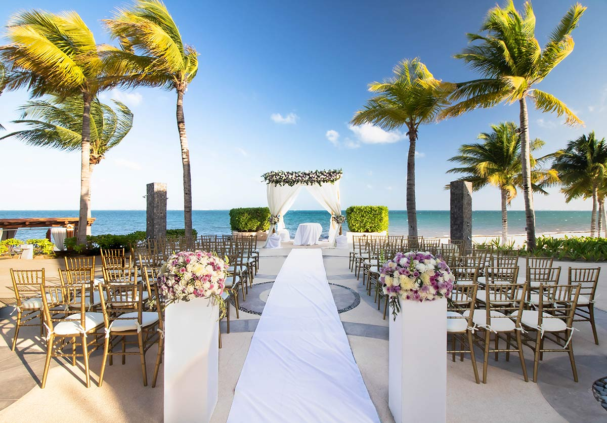 Wedding packages at Villa del Palmar Cancun