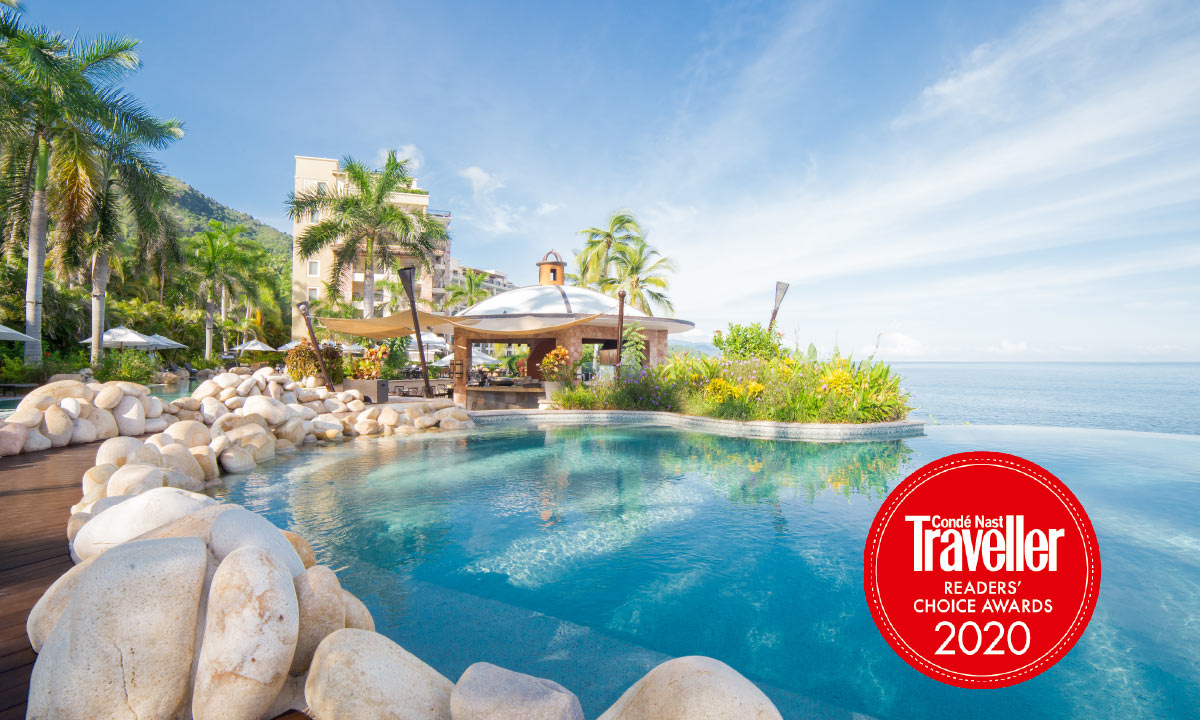 garza blanca best hotel in mexico
