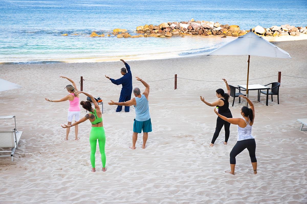 yoga y tai chi en puerto vallarta