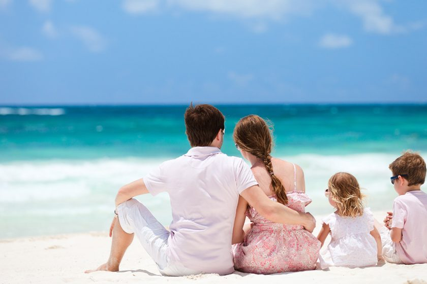 family vacations in mexico
