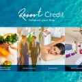 resort credit program